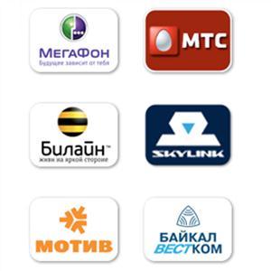 Операторы сотовой связи Жирнова