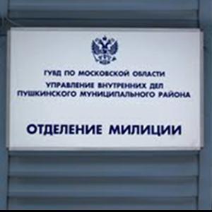 Отделения полиции Жирнова