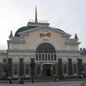 Железнодорожные вокзалы Жирнова